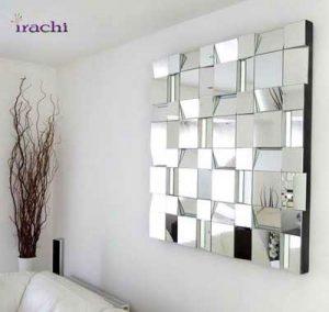 آینه-حجمی-طرح-مربع