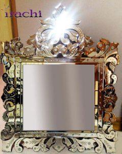 آینه-ونیزی-طرح-ویکتورین