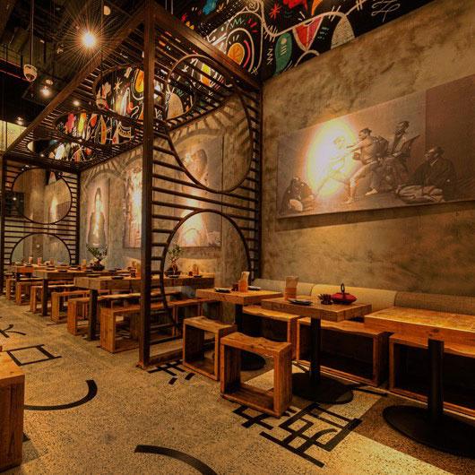 طراحی-رستوران